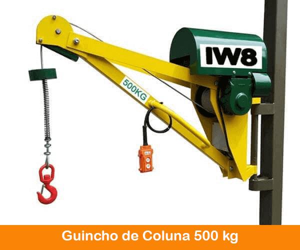 Guincho de Coluna 500kg